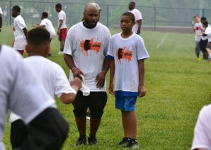 Princeton High Football Coach